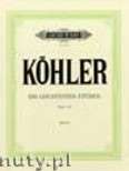 Okładka: Köhler Louis, Die leichtesten Etüden op. 151