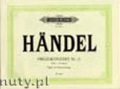 Okładka: Händel George Friedrich, Concerto No. 13 in F major for Organ and Orchestra