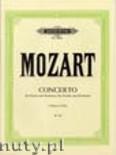 Okładka: Mozart Wolfgang Amadeusz, Concerto No. 4 in D K 218