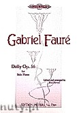 Ok�adka: Faur� Gabriel, Dolly for Piano, Op. 56
