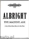 Ok�adka: Albright William, The Machine Age for Piano