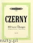 Ok�adka: Czerny Carl, 160 Eight-Bar Exercises Op.821 (Pf)