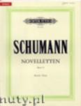 Ok�adka: Schumann Robert, Novelletten, Op. 21