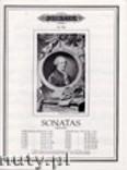 Okładka: Haydn Franz Joseph, Sonata Hob XVI/52 in E flat