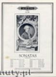 Ok�adka: Haydn Franz Joseph, Sonata Hob.XVI/37 in D (Pf)