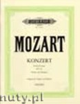 Ok�adka: Mozart Wolfgang Amadeusz, Concerto No. 3 in G K216 for Violin and Orchestra