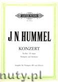 Okładka: Hummel Johann Nepomuk, Trumpet Concerto