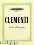Okładka: Clementi Muzio, 29 Studies from 'Gradus ad Parnassum' for Piano