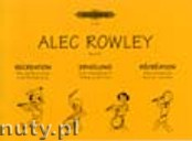 Ok�adka: Rowley Alec, Recreation (11 Pieces) Op. 37 (Pf)