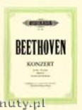 Ok�adka: Beethoven Ludwig van, Concerto in D Op. 61 for Violin and Orchestra (Edition for Violin and Piano)