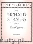 Okładka: Strauss Ryszard, Don Quixot, op. 35