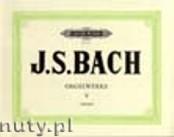 Okładka: Bach Johann Sebastian, Organ Works, Little Organ Book BWV 599-644, 10 Chorale Preludes (from Kirnbergersche Sammlung), 4 Chorale Variations BWV 766-769, 7 Chorale Preludes BWV 722, 728-732, 738, Vol. 5