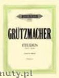 Okładka: Grützmacher Friedrich, 24 Studies for Violoncello, Op. 38, Vol. 2