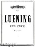 Okładka: Luening Otto, Easy Duets