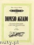 Okładka: Aguado Dionisio, Little Concert Pieces and Studies from 'Método de Guitarra' (1825) Vol.2 (Gtr)