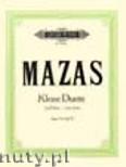 Ok�adka: Mazas Jacques-F�r�ol, Small Duets for 2 Violins, Op. 38, Vol. 2