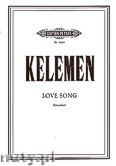 Ok�adka: Kelemen Milko, Love Song for Strings