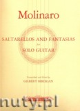 Okładka: Molinaro Simone, Selected Saltarellos and Fantasias for Guitar