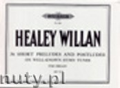 Okładka: Willan Healey, 36 Short Preludes & Postludes on Hymn Tunes for Organ, Vol. 2
