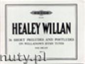 Okładka: Willan Healey, 36 Short Preludes & Postludes on Hymn Tunes Vol.1 (Org)