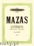 Ok�adka: Mazas Jacques-F�r�ol, Studies Op. 36 - Virtuoso Studies for Violine, Vol. 3