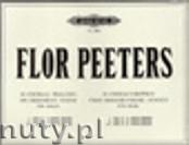 Okładka: Peeters Flor, 30 Chorale Preludes on Gregorian Hymns for Organ, Op. 77, Vol. 3