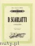 Okładka: Scarlatti Domenico, 3 Sonatas