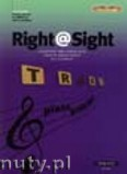 Okładka: Johnson T. A., Right and Sight for Piano, Grade Eight