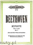 Okładka: Beethoven Ludwig van, Horn Sonata in F Op. 17