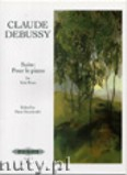 Ok�adka: Debussy Claude, Suite: Pour le piano for Piano