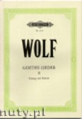 Okładka: Wolf Hugo, Goethe-Lieder: 51 Songs Vol.2 (High-medium voice-Pf)