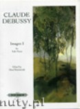 Okładka: Debussy Claude, Images for Piano, Book 1