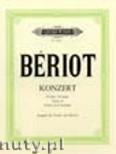 Okładka: Bériot Charles-Auguste de, Konzert D-dur, Op. 16