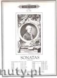 Okładka: Haydn Franz Joseph, Sonata Hob. XVI / 39 in G