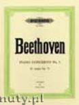 Ok�adka: Beethoven Ludwig van, Piano Concerto No. 5 in E flat Op. 73 'Emperor'