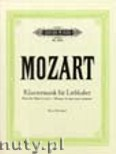 Ok�adka: Mozart Wolfgang Amadeusz, Pieces for Music Lovers