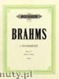 Okładka: Brahms Johannes, 3 Intermezzi Op. 117
