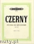 Ok�adka: Czerny Carl, 30 Studies of Mechanism Op.849 (Pf)