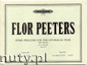 Okładka: Peeters Flor, Hymn Preludes for the Liturgical Year Op.100 Vol.14 (Org)
