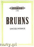 Ok�adka: Bruhns Nicolaus, Organ Works