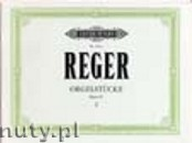 Ok�adka: Reger Max, 12 Organ Pieces Op. 65, Vol. 1