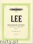 Ok�adka: Lee Sebastian, 40 Melodic Studies for Violoncello, Op. 31, Vol. 1