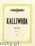 Ok�adka: Kalliwoda Johannes Wenzeslaus, 3 Easy Violen Duets, Op. 178