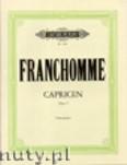 Ok�adka: Franchomme Auguste, 12 Capricen, Op. 7