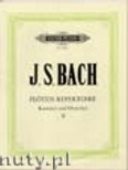 Ok�adka: Bach Johann Sebastian, The Flute Repertoire Vol. 2