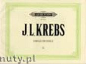 Ok�adka: Krebs Johann Ludwig, Orgelwerke, Band 2