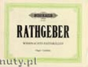 Okładka: Rathgeber Johann Valentin, 10 Christmas Pastorales (Org)