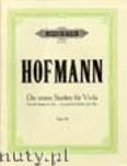 Okładka: Hofmann Richard, Die ersten Studien für Viola Op. 86