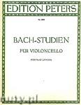 Ok�adka: Bach Johann Sebastian, Bach - Studien f�r Violoncello