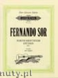 Ok�adka: Sor Fernando, Progressive Studies from Opp. 31, 35 and 60 for Guitar, Vol. 1